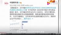2020年中国大学生就业报告出炉!薪资最