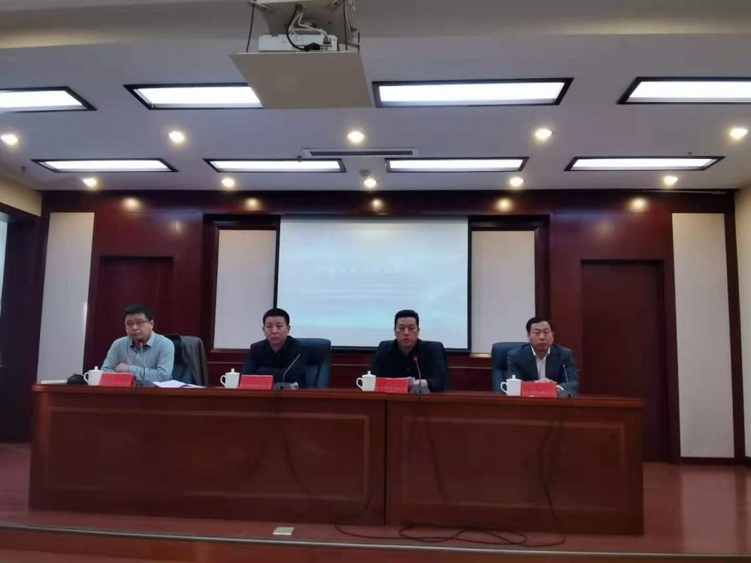 """2020年河北省中小企业""""百场万家""""公益服务活动走进肥乡区"""