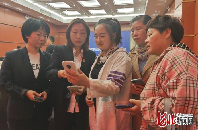 邯郸市用手机就能选定公租房互换对象